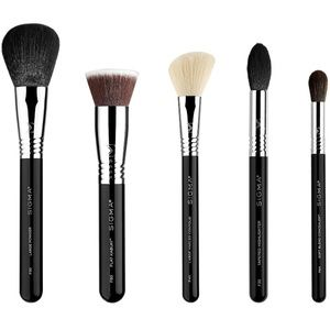 New Sigma Classic Face 5 Piece Brush Set
